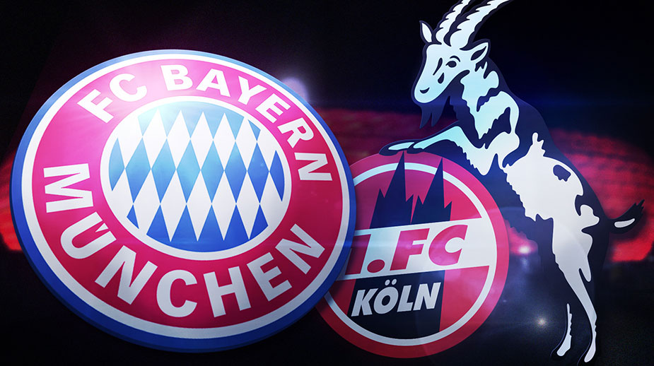 Köln – Bayern